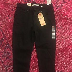 Levi's 721 High Waisted Jeans